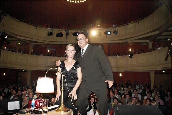 Kitty Hoff im Stadttheater